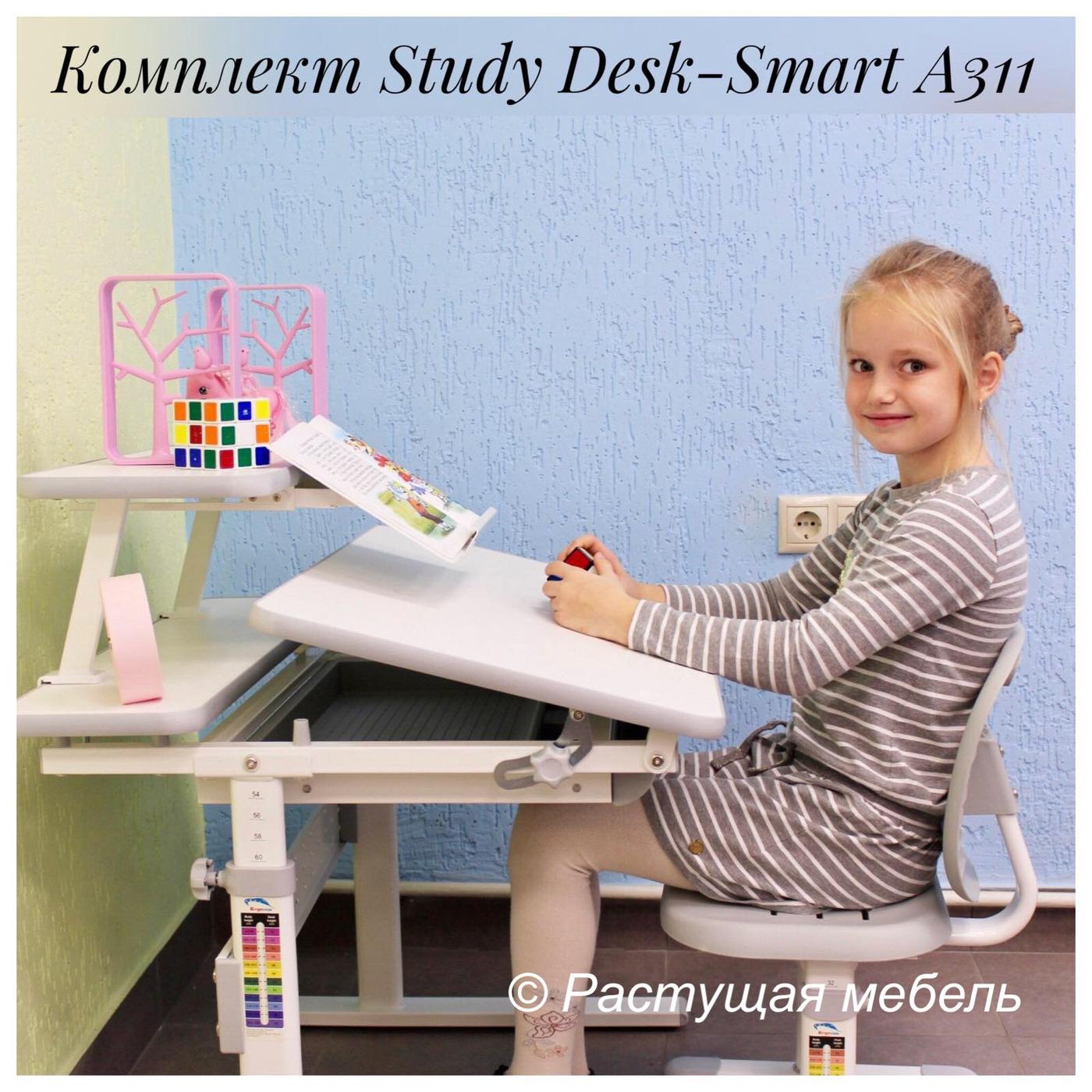 Комплект детской растущей мебели