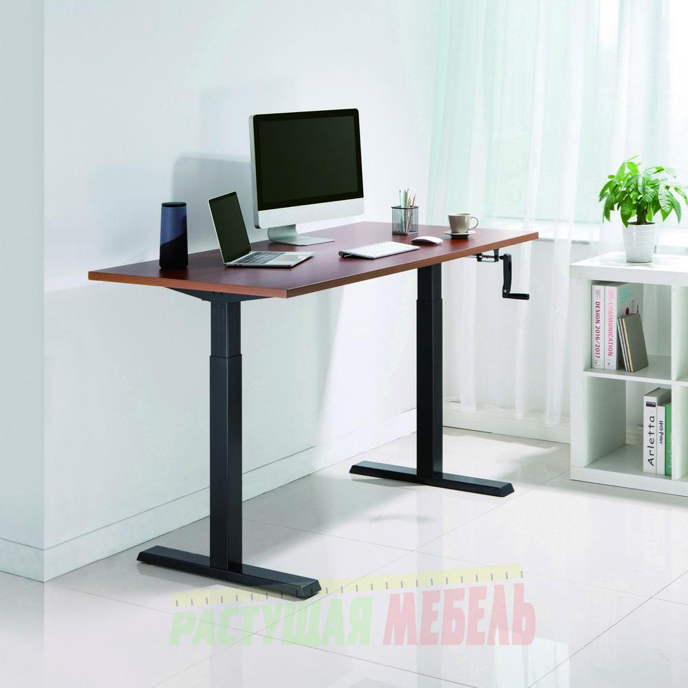 Cтол-трансформер Manual Desk с ручной регулировкой высоты