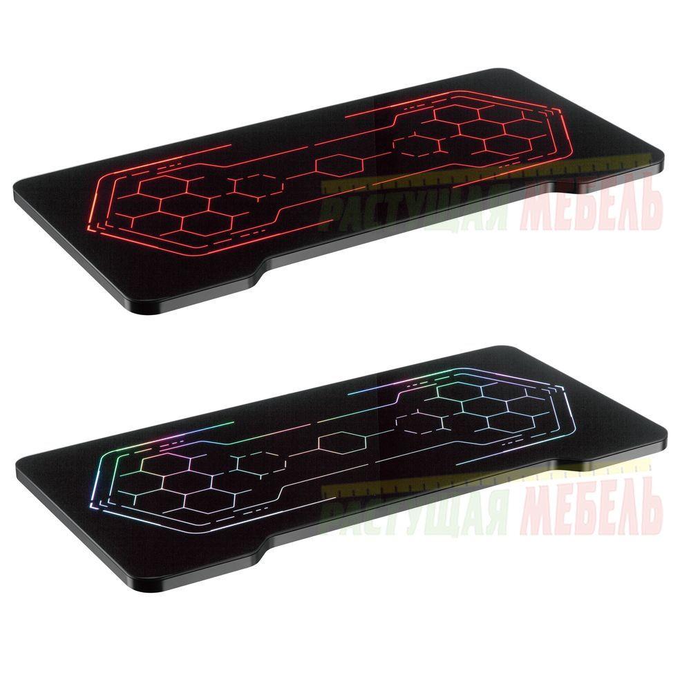 Варианты подсветки Gaming Electric desk
